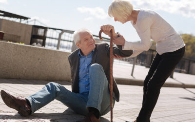 Reduce your risk of falling by following these 8 tips