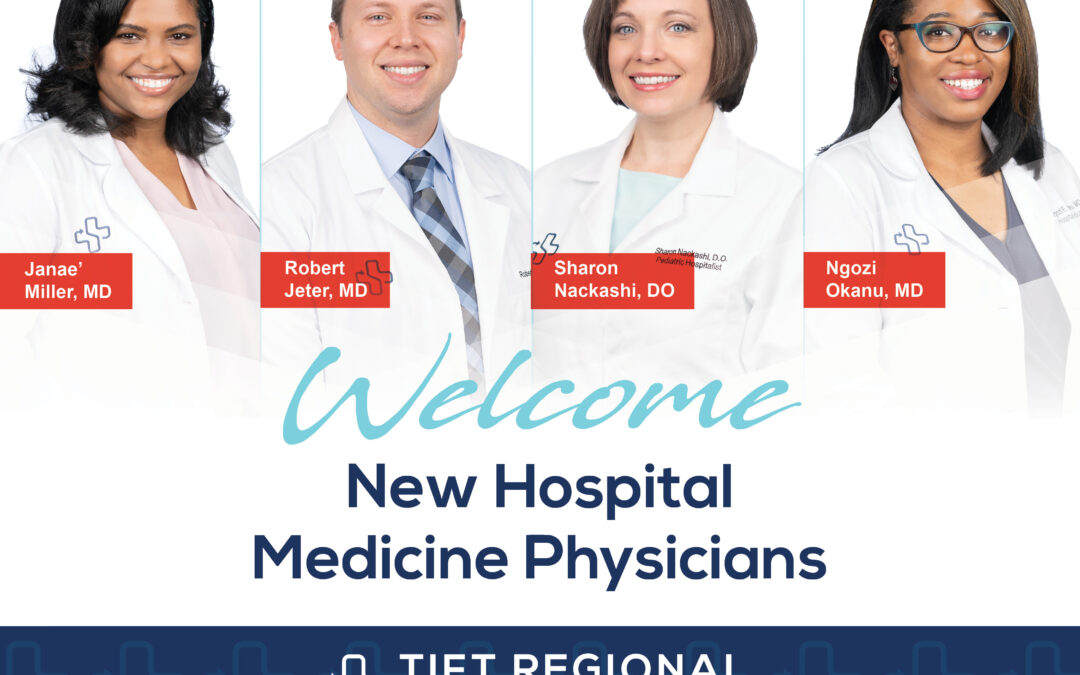 Welcome New Hospital Medicine Physicians