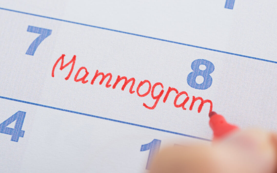 Preparing for your first mammogram: 6 things you need to know